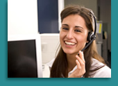 UK based call centre agents